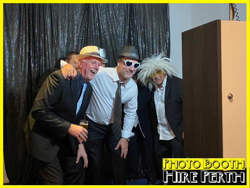 open air photo booth hire perth